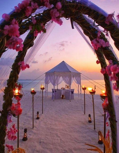 Matrimonio Spiaggia Salento : Dove celebrare un matrimonio allamericana in spiaggia con rito