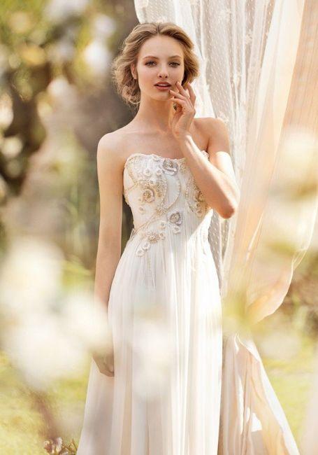 347ead4e38b6 L abito da sposa di oggi 25 settembre 2014 - Papilio - Moda nozze ...
