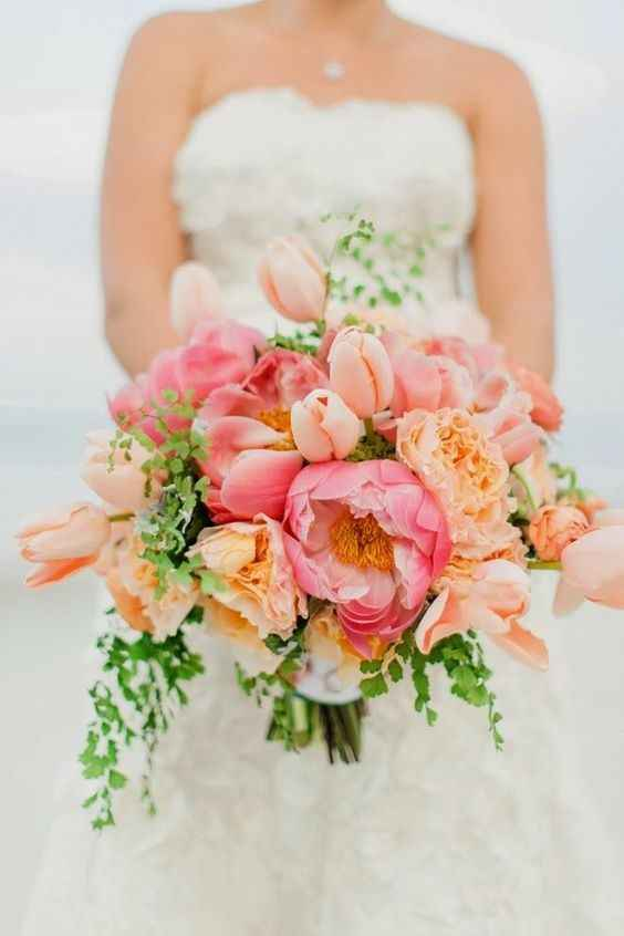 Sei una sposa di tendenza 2019? - il bouquet 1