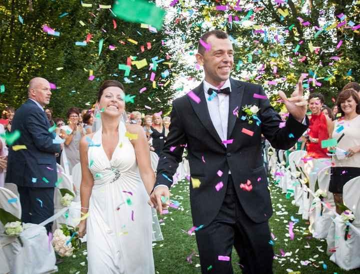 C di colore delle nozze 1