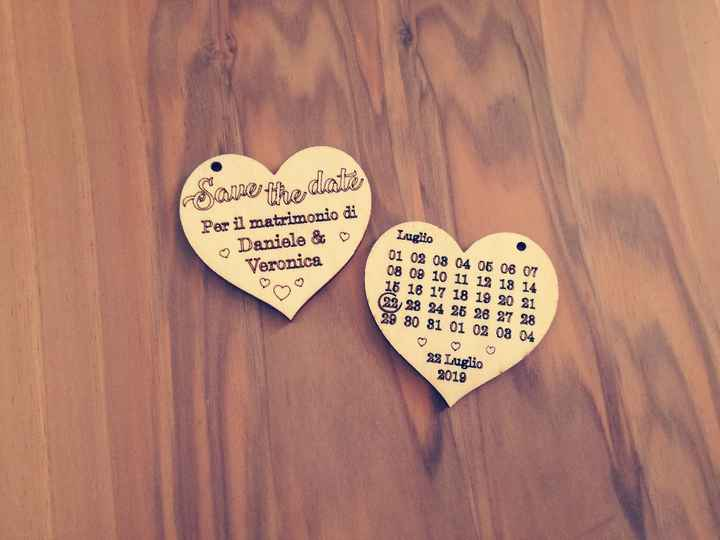 Quale save the date non sceglieresti mai? 1