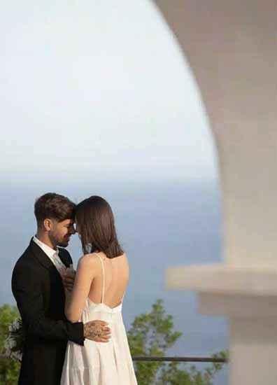 La top model Vittoria Cerreti sposa a Ibiza il fidanzato sei mesi dopo averlo conosciuto - 5