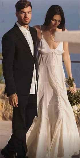 La top model Vittoria Cerreti sposa a Ibiza il fidanzato sei mesi dopo averlo conosciuto - 10