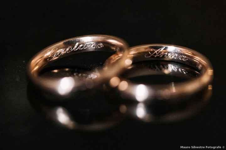 Tra queste fedi scelte dai nostri sposi dei Real Wedding, quale preferisci? - 7
