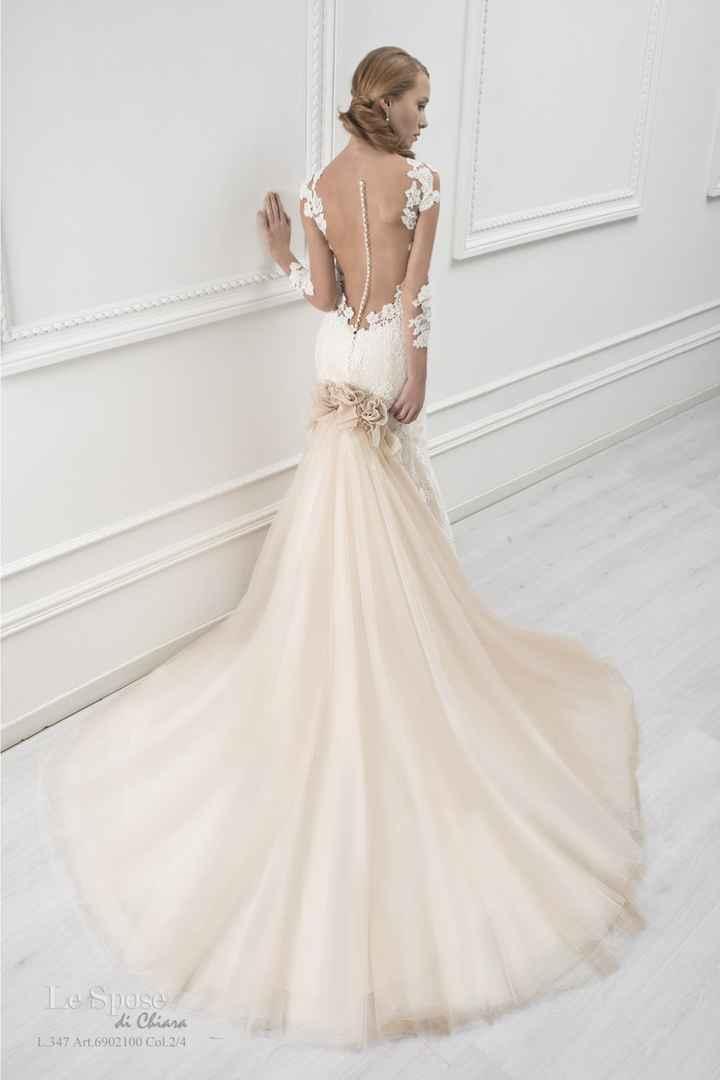 Abtiti da sposa col mio nome: chiara - 2