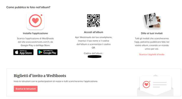 Wedshoots e qr code - 1