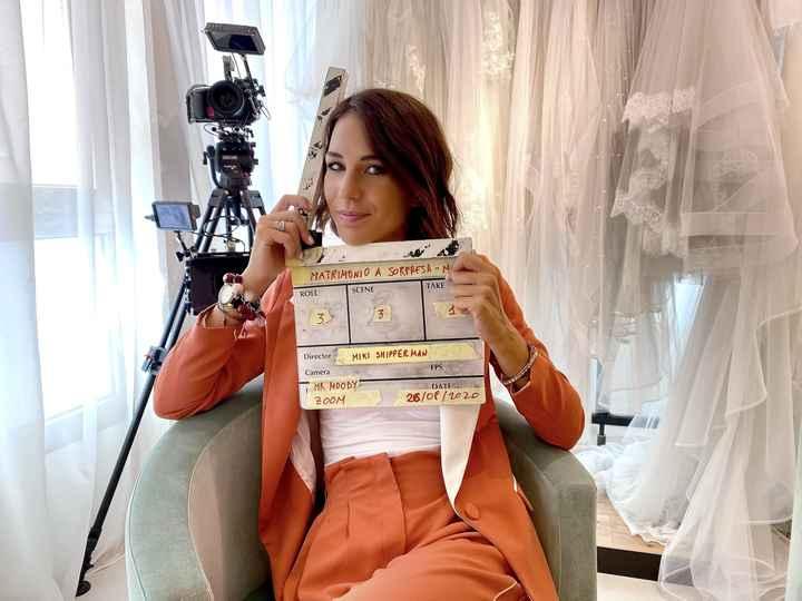 Matrimonio a sorpresa in Italia con Michelle Carpente - 2