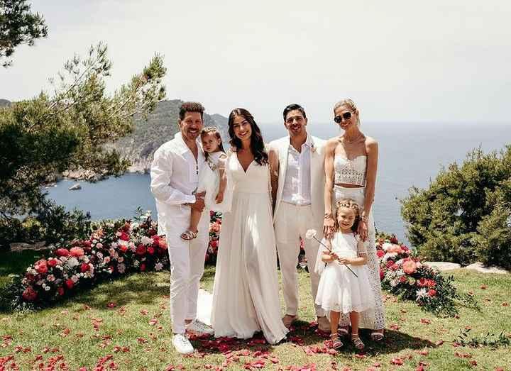 Giovanni Simeone e Giulia Coppini finalmente sposi 💍 - 4