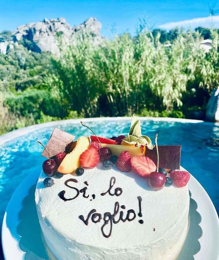 La romantica proposta di matrimonio in spiaggia di Roberto Gagliardini alla sua fidanzata Nicole Cio