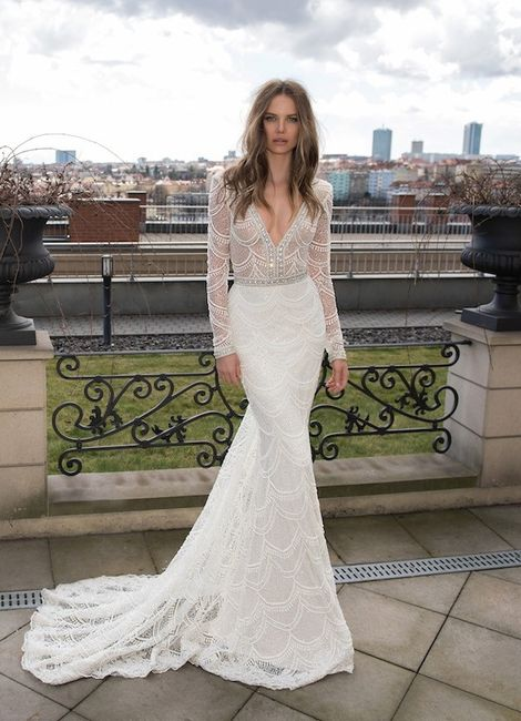 Vestidos de novia berta