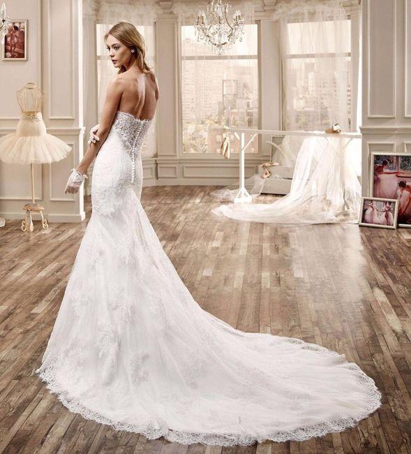 Favorito Collezione abiti da sposa nicole fashion group 2016 - Moda nozze  XR98