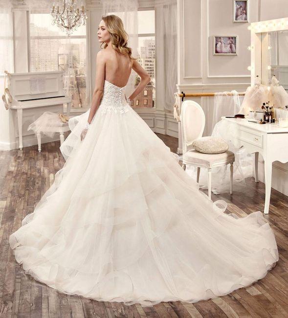 Ben noto Collezione abiti da sposa nicole fashion group 2016 - Moda nozze  OK45