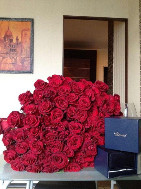 Molto Mazzo di fiori xxl: in quante lo hanno ricevuto? - Página 2  JH88