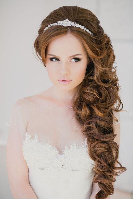 Свадебные прически с косами на средние волосы