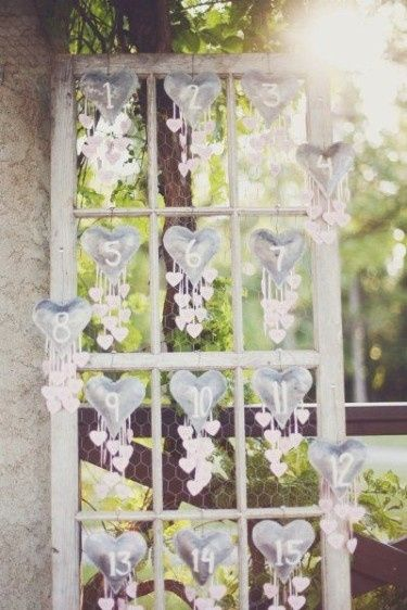 tableau de mariage e segnaposto originali in stile shabby chic organizzazione matrimonio. Black Bedroom Furniture Sets. Home Design Ideas