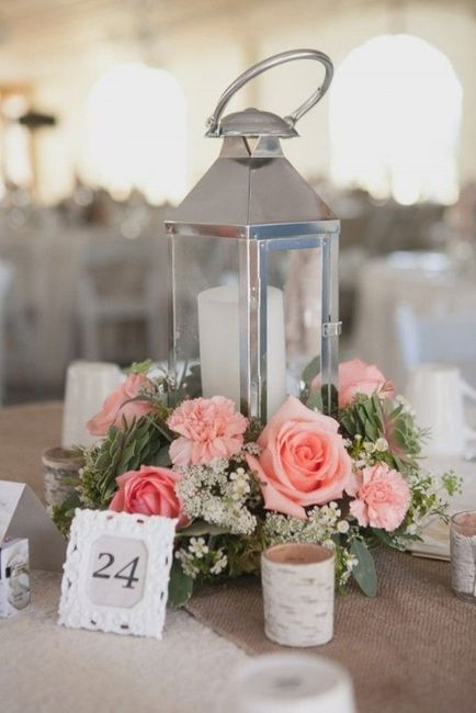 Amato 50 Centrotavola matrimonio estate 2016: quale sceglieresti tu  FJ42