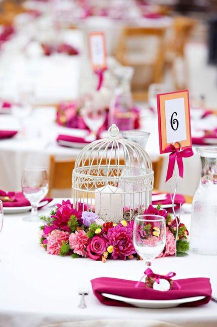Estremamente 50 Centrotavola matrimonio estate 2016: quale sceglieresti tu  JE13