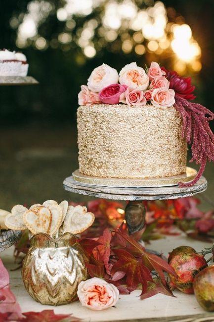 Matrimonio In Autunno : Matrimonio in autunno la torta nuziale ricevimento di