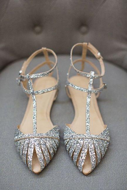 più economico materiali superiori sconto in vendita Scarpe da sposa ballerine: quali tra queste? - Moda nozze ...