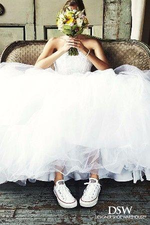 converse sposa bianche