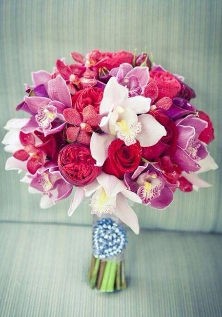 Amato Matrimonio in autunno - bouquet da sposa e fiori - Moda nozze  ZC39
