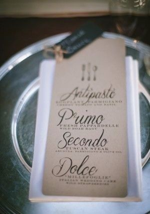Famoso Menù di nozze: carne o pesce? - Ricevimento di nozze - Forum  CB69
