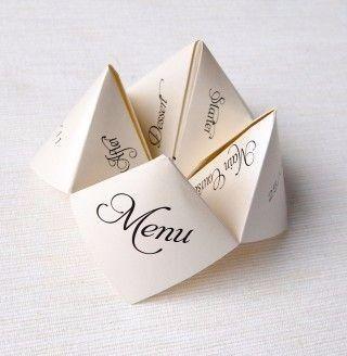 Menù di nozze: carne o pesce?
