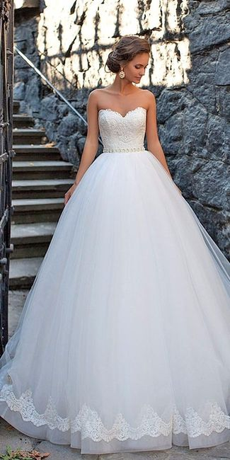 2f4cb8f0c207 Vestito da sposa sirena o principessa  - Moda nozze - Forum ...