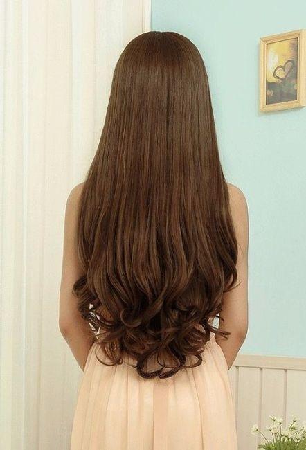 4) Acconciatura sposa con capelli lisci n. 4