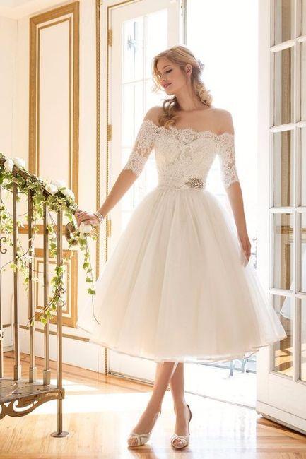 Vestiti Da Sposa Corti 2018.Stile Unico Completo Nelle Specifiche Prezzi Incredibili Vestiti