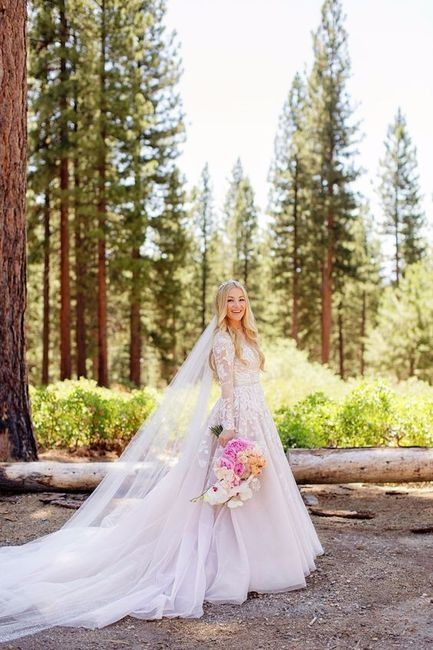 Consigli scelta velo sposa alta - Moda nozze - Forum Matrimonio.com b1c79d02d69