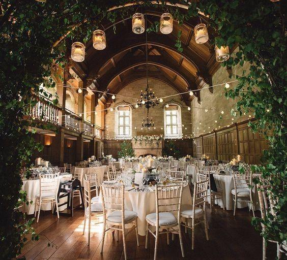 Quale location di nozze rappresenta la tua personalità sposa?