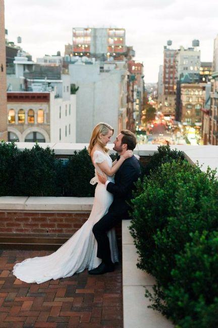 In quale città convolerete a nozze?