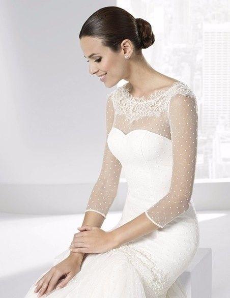 Sei una sposa principessa o sirena? Maniche abito