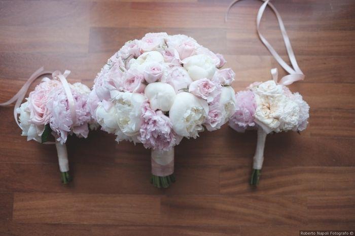 6 matrimoni.com: il bouquet