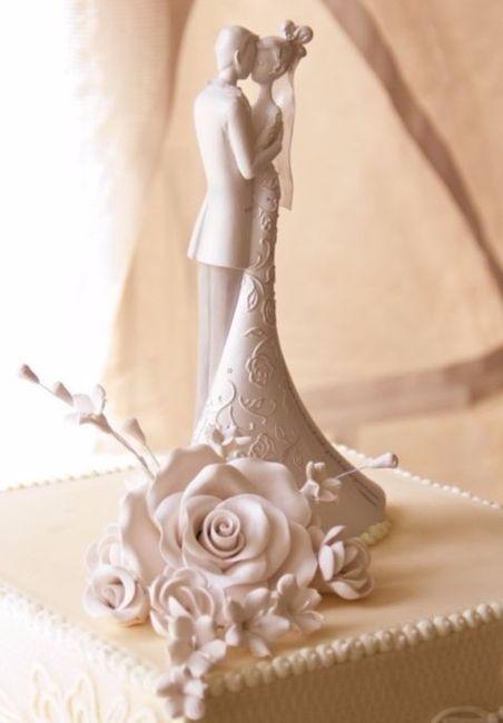 Cake topper n. 1