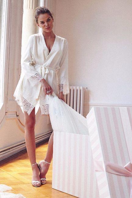 codice promozionale 66393 a2358 Amore a prima vista - La vestaglia da sposa - Moda nozze - Forum ...