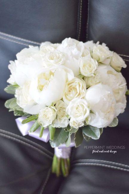 Di che colore sarà il tuo bouquet?