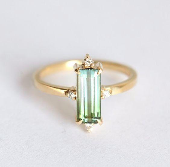 Il segno zodiacale delle tue nozze - anello di fidanzamento 2