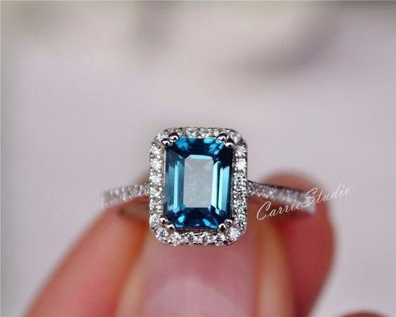 Il segno zodiacale delle tue nozze - anello di fidanzamento 3