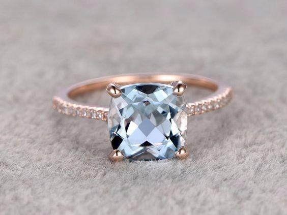 Il segno zodiacale delle tue nozze - anello di fidanzamento 12