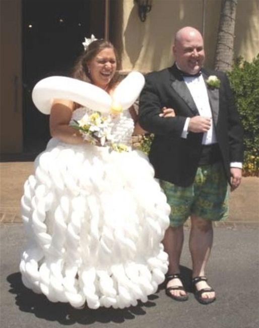 Abiti Da Sposa Orribili.A Quale Abito Da Sposa Diresti Assolutamente No Pagina 12 Moda
