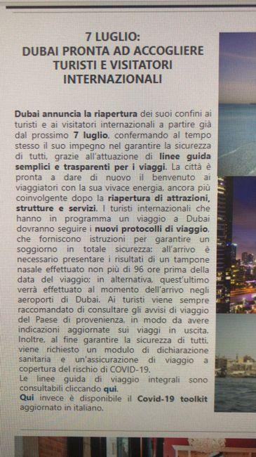Partenza Dubai settembre 2020 1