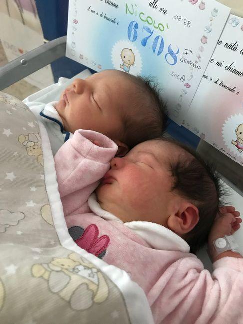 Enjoy your twins 1