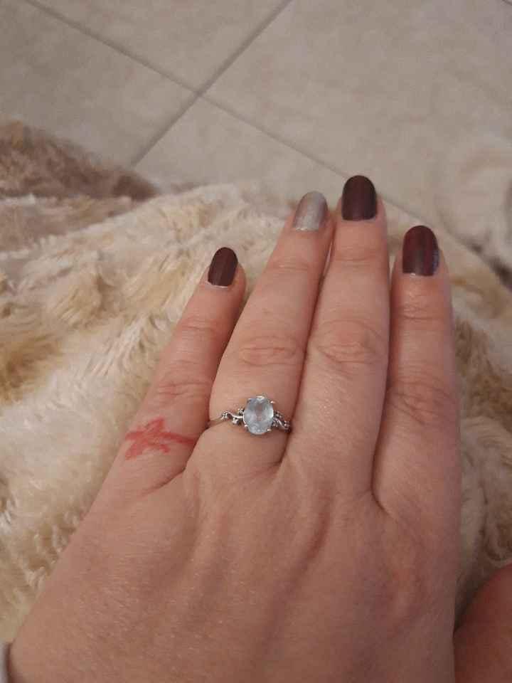 Hai ricevuto la proposta di matrimonio? - 1