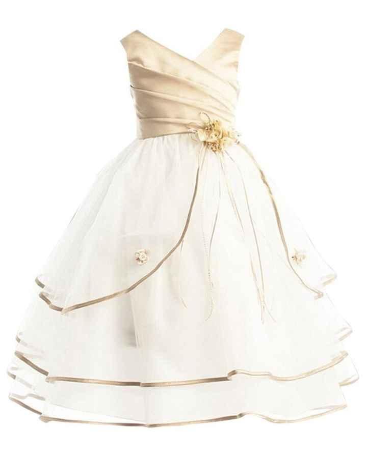 Vestito damigella