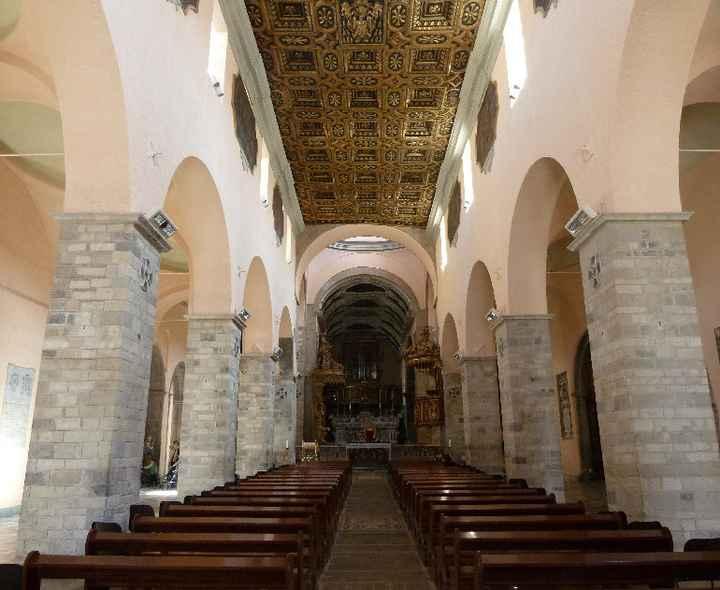 Capienza chiesa e  protocolli covid - 1