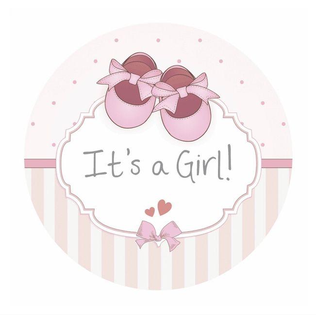 It's a girl 🎀 - 1