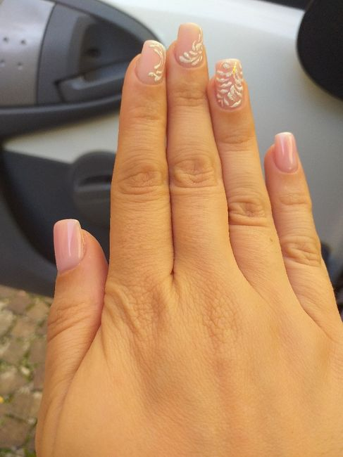 Manicure sposa 3