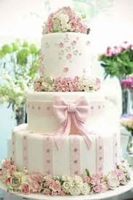 wedding cake esempio